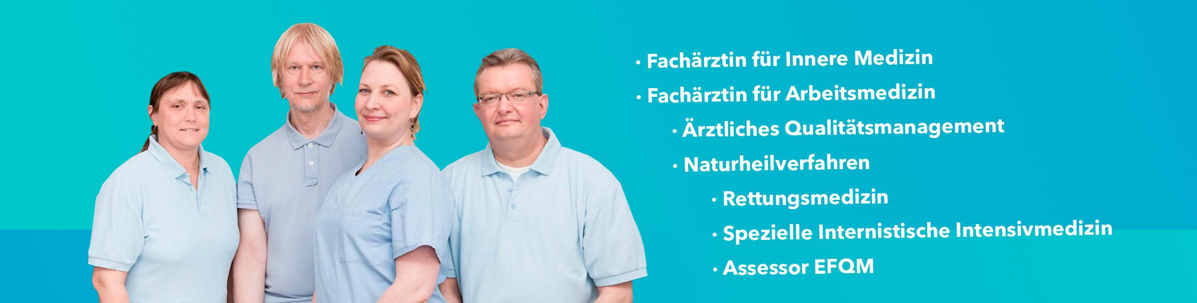 Rettungsmedizin, Spezielle Internistische Intensivmedizin, Assessor EFQM
