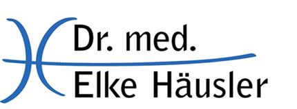 Praxis Dr. med. Elke Häusler Logo
